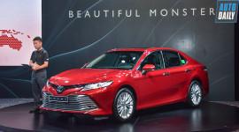 Toyota Camry 2019 chính thức ra mắt tại Việt Nam