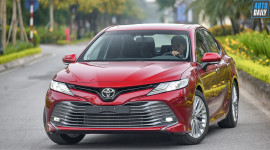 Chi tiết Toyota Camry 2.5Q 2019 tại Việt Nam: Lột xác hoàn toàn