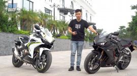 Moto PKL - Chạy thử và Đánh giá Honda CBR500R và CBR650R 2019 giá từ 187 triệu