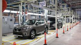 Subaru lắp ráp xe tại Thái, giá xe về Việt Nam sẽ giảm mạnh
