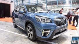 Subaru Forester 2019 có giá từ 1,1 đến 1,3 tỷ đồng tại Việt Nam