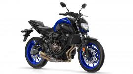 Yamaha MT-07 thế hệ mới sẽ được trang bị hệ thống tăng áp?