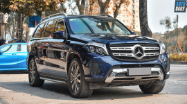 Mercedes-Benz GLS 400 lăn bánh 40.000 km bán lại giá 4,3 tỷ