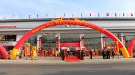 Honda Việt Nam khai trương đại lý ôtô 5S tại Đồng Tháp