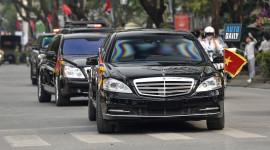 Daimler khẳng định không bán limousine cho Chủ tịch Kim Jong-un