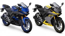 Yamaha YZF-R15 2019 thêm ba màu mới, vẫn chưa có ABS
