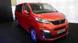 Xe gia đình Peugeot Traveller lắp ráp tại Việt Nam chốt ngày ra mắt