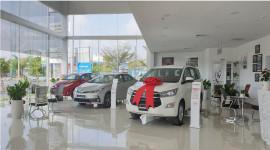 Toyota Việt Nam tiếp tục khai trương thêm đại lý tại miền Nam