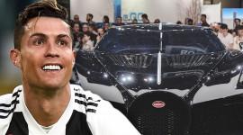 Người đại diện phủ nhận Ronaldo mua Bugatti đắt nhất thế giới