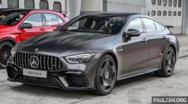 Mercedes-AMG GT 4-Door giá từ 265.000 USD tại ĐNÁ