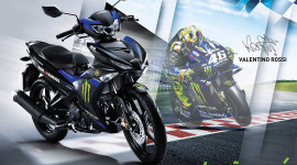 Yamaha Exciter 150 2019 Monster Energy chốt giá 48,99 triệu
