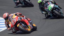 Chặng 4 MotoGP 2019: Marquez khẳng định sức mạnh trên sân nhà