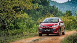 Toyota: Thương hiệu ôtô hàng đầu tại Việt Nam