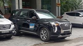 Cận cảnh Hyundai Palisade 2020: Đối thủ Ford Explorer tại Việt Nam