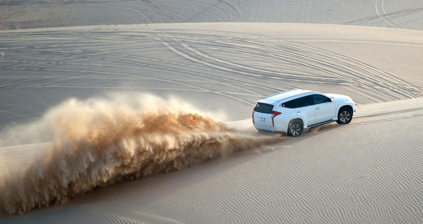 """Hướng dẫn chạy xe trên cát """"NGỌT NHƯ MÍA LÙI"""""""