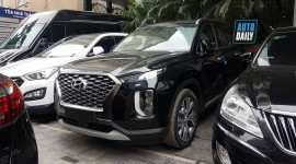 Thêm ảnh NÓNG Hyundai Palisade 2020 tại Việt Nam