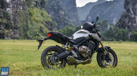 Đánh giá ưu nhược điểm Honda CB650R 2019 giá 246 triệu