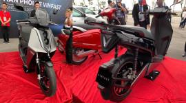 VinFast sắp ra mắt xe máy điện dành cho nam đấu Honda SH?