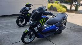 Yamaha NMAX 155 ABS Monster Energy trình làng