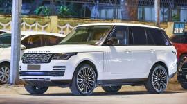 Range Rover 2014 độ lên SVAutobiography 2019 đầu tiên tại Việt Nam
