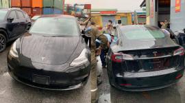 Xe sang bán chạy nhất tại Mỹ Tesla Model 3 đầu tiên về Việt Nam