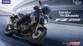 Yamaha FZ-25 ABS 2019 có giá từ 85 triệu đồng tại Việt Nam