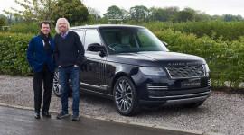 Range Rover Astronaut Edition: SUV hạng sang chỉ dành cho phi hành gia