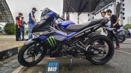 Cận cảnh Yamaha Exciter 150 2019 Monster Energy giá 49 triệu đồng