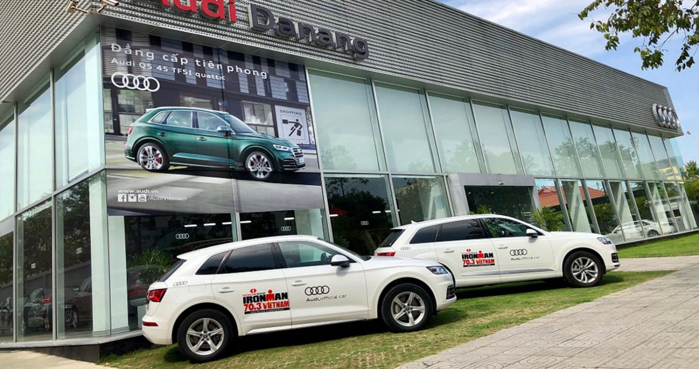 Audi Việt Nam đồng hành cùng giải IRONMAN 70.3 Việt Nam