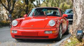 Porsche 911 Carrera 4 lăn bánh 30 năm tại Việt Nam tái xuất