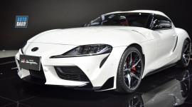 Toyota GR Supra 2020 cập bến thị trường Mỹ, giá từ 50.000 USD