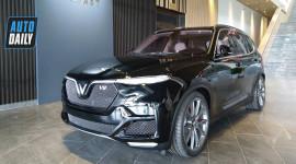 Video: Soi kỹ SUV hiệu suất cao VinFast Lux V8 tại Việt Nam