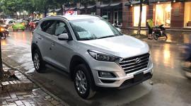 Hyundai Tucson 2019 xuất hiện trên đường phố Hà Nội