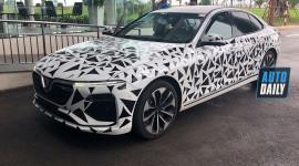 Nghe tiếng máy ÊM RU của sedan VinFast Lux A2.0 tại Việt Nam