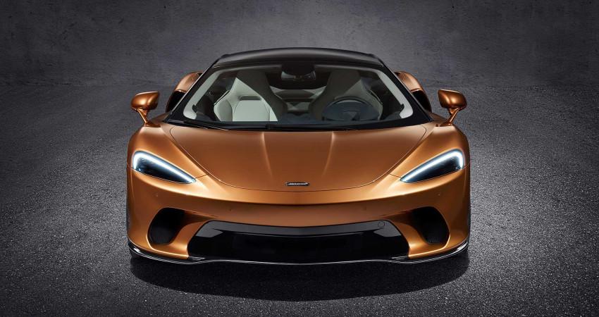 Siêu xe McLaren GT mạnh 620 mã lực ra mắt, giá từ 210.000 USD