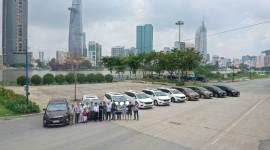 Dàn xe Kia Sedona offline tại TP.HCM
