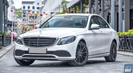 Đánh giá Mercedes-Benz C200 Exclusive 2019 giá 1,709 tỷ đồng
