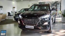 Giá lăn bánh các phiên bản Hyundai Tucson 2019 tại Việt Nam