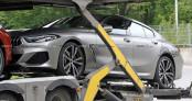 BMW 8-Series Gran Coupe lần đầu lộ ảnh thực tế