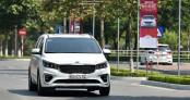 Lái thử và Trải nghiệm Kia Sedona tại Hà Nội