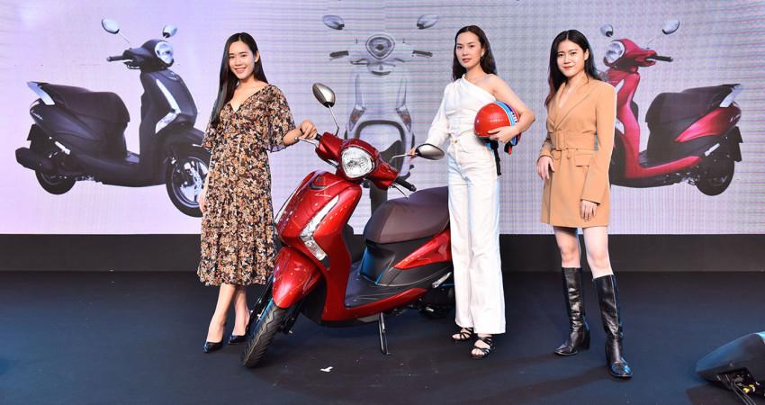 Chạy thử và Đánh giá Yamaha Latte: Sáng cửa cạnh tranh với Honda LEAD