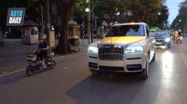 Săn hàng độc, ngắm nội thất siêu SUV Rolls-Royce Cullinan đầu tiên tại Việt Nam