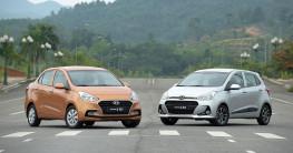 Hyundai Grand i10 và Kia Morning bỏ xa Toyota Wigo trong cuộc đua doanh số