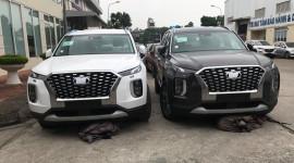 Thêm 2 chiếc Hyundai Palisade 2020 xuất hiện tại Việt Nam