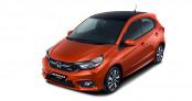 Honda Brio hoàn toàn mới sẽ ra mắt thị trường Việt Nam trong tháng 6