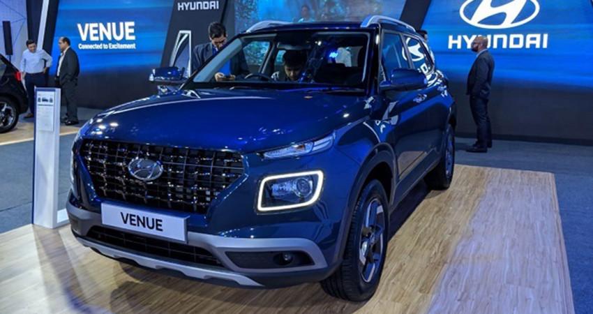 Hyundai Venue 2020 ra mắt tại Ấn Độ, giá từ 218 triệu đồng