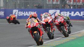 Chặng 5 MotoGP 2019: Marquez giành chiến thắng thứ 300 cho Honda