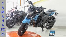 Cận cảnh Yamaha FZ-25 ABS 2019 đầu tiên tại Việt Nam, giá hơn 80 triệu
