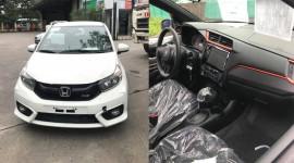 Lộ ảnh nội thất Honda Brio 2019 sắp ra mắt tại Việt Nam