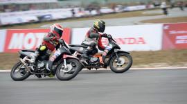 Lần đầu tiên Giải đua xe Mô tô Việt Nam được tổ chức tại Hà Nội